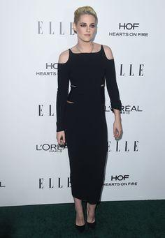 Kristen Stewart's Style File  - ELLEUK.com