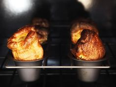 yorkshire pudding science
