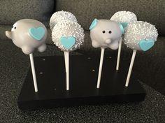 Elephant cakepops