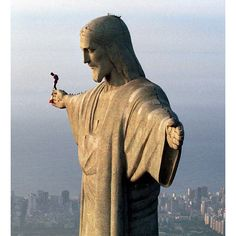New item on my bucket list....  Base Jumping in Rio.  Awesome!