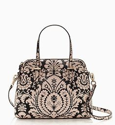 gorgeous leather purse from Kate Spade - 25% off your entire purchase with code: BEMERRY  http://rstyle.me/n/tbsk2pdpe
