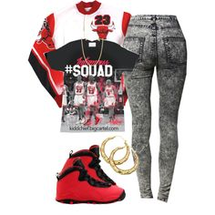 , #Squaddd ', created by blueberriecupcakess on Polyvore