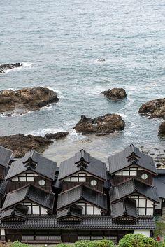 Noto, Ishikawa, Japan.