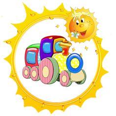 для детского сада Hello Summer, My Sunshine, Smiley, Princess Peach, Kindergarten, Clip Art, Education, Illustration, Baby
