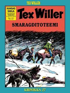Tex Willer -kronikka #27: Smaragditoteemi. #sarjakuva #sarjis #egmont