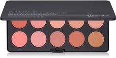 BHcosmetics Nude Blush paleta líceniek The Blushed Nudes, Bh Cosmetics, Hair Makeup, Eyeshadow, Make Up, Colour, Face, Beauty, Makeup