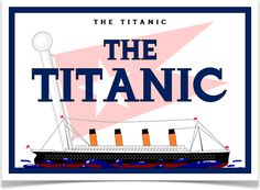 The Titanic - Treetop Displays - A set of 10 A4 posters that give key and interesting information about the Titanic. Includes: title poster, RMS Titanic, White Star Line, Captain Smith, Lifeboats, Tickets, Iceberg, Bridge, Life Jackets and Engine Room. Visit our website for more information and for other printable classroom resources by clicking on the provided links. Designed by teachers for Early Years (EYFS), Key Stage 1 (KS1) and Key Stage 2 (KS2).
