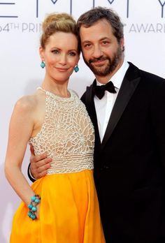 Judd Apatow And Leslie Mann Are The World's Most Annoyingly Perfect Couple