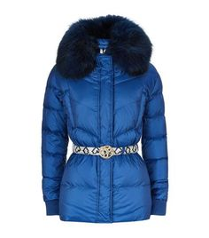 Just Cavalli Fur Trimmed Down Coat available to buy at Harrods. Shop designer women's clothing online & earn reward points.