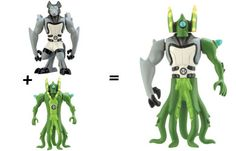 ben 10 Alien Force - Creation Chamber Wildvine and Benwolf Alien Force Creation Chamber figures mix and match to create new mixed up aliens! Ben 10 Alien Force are great for encouraging imaginative play! http://www.comparestoreprices.co.uk/action-figures/ben-10-alien-force--creation-chamber-wildvine-and-benwolf.asp
