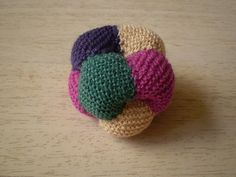 Ravelry: Berry Balls pattern by Frankie Brown