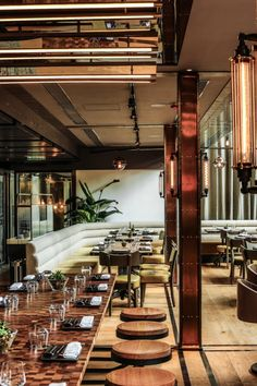 Isono and Vasco Eateries in Hong-Kong by Joyce Wang