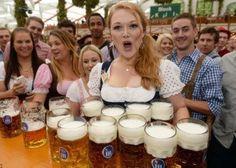 Oktoberfest la fiesta de la Cerveza