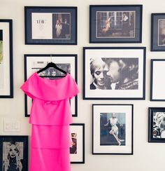 Rachel Zoe headquarters via The Coveteur Rachel Zoe, Balenciaga Dress, Creation Deco, Vogue, Farmhouse Chic, Photo Displays, My Favorite Color, Interior Styling, Interior And Exterior