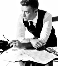 Justin Timberlake. My celebrity crush. So talented in so many ways. He's perfect! <3