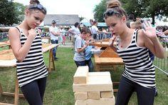 Festival of Twins, Triplets & Quadruplets in Pleucadeuc, France