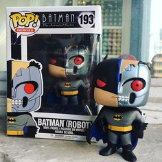 DAILY DEAL JAN23 - Batman The Animated Series Robot Batman Funko POP! is now 15% off in-store and online!  #mindzai #dailydeals #batman #batmantheanimatedseries #batmanrobot #robotbatman #funko #funkopop #popvinyl #popfunko #arttoys #arttoy #vinyltoy #vinyltoys #designertoys #designertoy #art #vinyl #designer #toy #toys #collectibles #collectible #markham #toronto