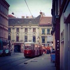 Vienna, deep in my memory