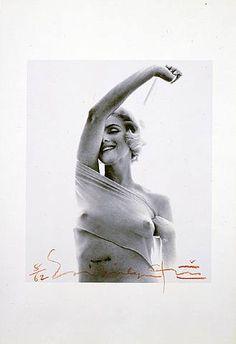 July 1962, Marilyn Monroe