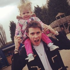 ALFIE AND DARCY