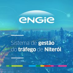 ENGIE tem o compromisso de melhorar a vida e criou o sistema de gestão inteligente do tráfego de Niterói.  Acesse: www.engie.com.br #ENGIE