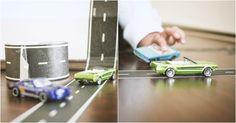 [TOPITRUC] Du ruban adhésif pour jouer au petites voitures dessus