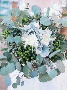 15 Stunning Greenery Wedding Bouquets | TheKnot.com