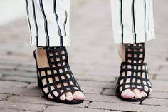 Outfit | All Striped Up