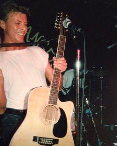 Tin Machine, Dublin 1991 Tin Machine, David Bowie Starman, Ziggy Played Guitar, David Jones, Music, Dublin, Duke, Nerdy, January