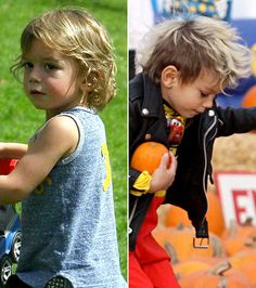 The little boy is mine and Niall's kid.