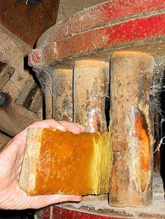 Molen De Hoop Garderen staven wassen - Bijenwas - Wikipedia