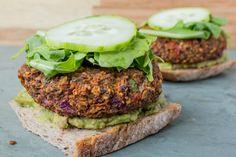 Black Bean Hemp Burgers [Vegan, Gluten-Free] | One Green Planet