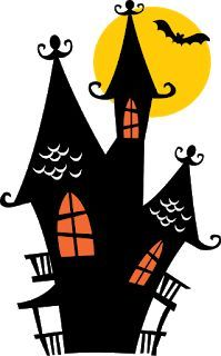 - Oh My Fiesta! in english Moldes Halloween, Halloween Infantil, Casa Halloween, Adornos Halloween, Manualidades Halloween, Halloween Haunted Houses, Halloween Pictures, Holidays Halloween, Halloween Kids