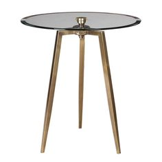 Arwen Accent Tables Combine Premium Quality Materials With Unique High-style Design. Revelation by Uttermost offers wholesale accent furniture, mirrors, lamps, lighting fixtures and Accent Furniture, Table Furniture, Luxury Furniture, Modern Furniture, Interior Design Gallery, Beautiful Interior Design, Modern Interior Design, Interior Ideas, Glass Side Tables