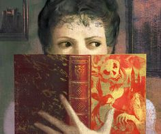 Northanger Abbey cover (Black Cat); a well-deserved Gold Medal, Society of Illustrators, 2011. Ecstasy!