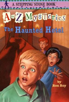 Bestseller Books Online The Haunted Hotel (A to Z Mysteries) Ron Roy $3.99