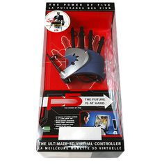 CyberWorld, Inc. Virtual Reality Solutions - P5 Glove - Virtual Reality Data Glove