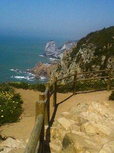 Portugal: Cabo Da Rocca ( point le plus � l'ouest de l'Europe)