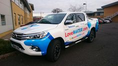 The Love Water Truck is back!