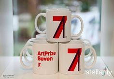 Seven Cheers for Seven Years, How Beer City does Art Cheers, Mugs, City, Tableware, Dinnerware, Tumblers, Tablewares, Cities, Mug