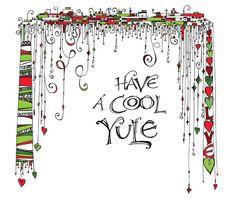 Zenspirations Dangle design in Christmas colors Tangle Doodle, Tangle Art, Doodles Zentangles, Zen Doodle, Doodle Art, Christmas Doodles, Christmas Art, Christmas Colors, Doodle Inspiration