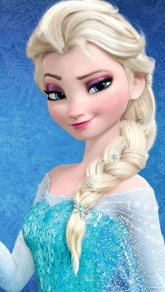 Frozen-Snow-Queen-Elsa.jpg (640×1136)