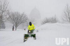 First blizzard of 2016 hits East Coast - UPI.com