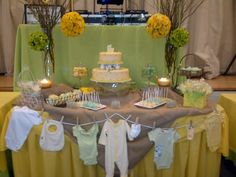 Rustic Baby Shower Ideas | Rustic Baby Shower Party Ideas | Photo 1 of 13 | Catch My Party