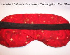 Check out our eye mask selection for the very best in unique or custom, handmade pieces from our shops. Hot Cold Packs, Eye Masks, Vintage Marketplace, Microwave, Herbalism, Clever, Lavender, Therapy, Organic