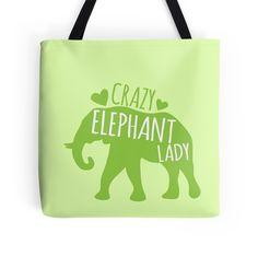 Crazy Elephant lady by jazzydevil