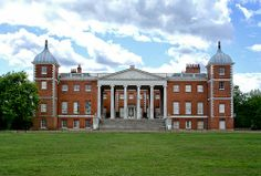 The Front of Osterley House
