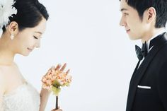 Korean Wedding Photo Concept