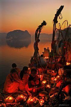 Rituels religieux à Calcuta en Inde, à découvrir avec Inde en liberté