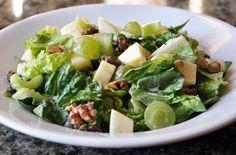 Insalata Waldorf vegana - Parliamo di Cucina